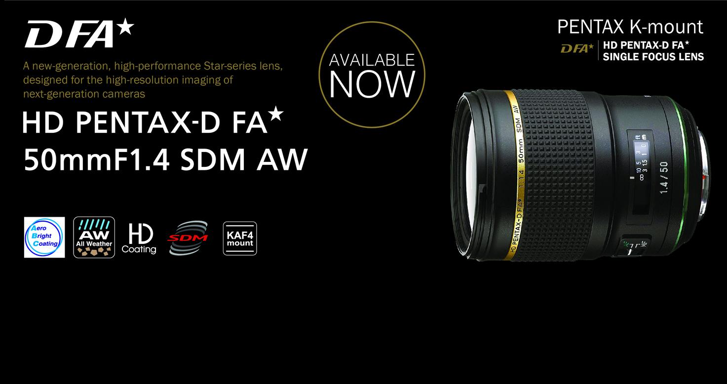 HD Pentax-D FA