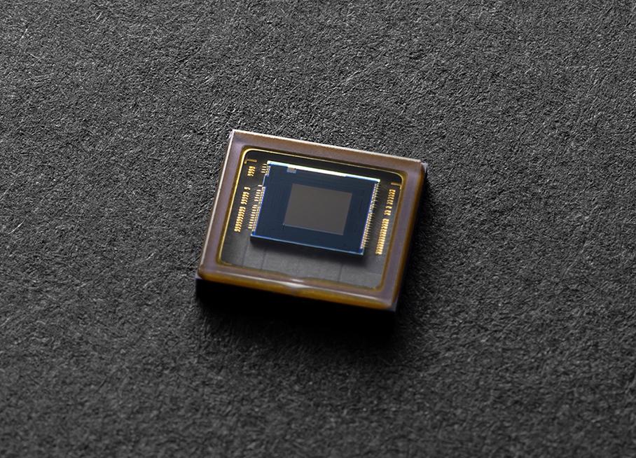 RGBIr AE sensor