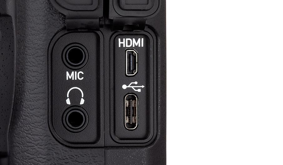 USB recharging system